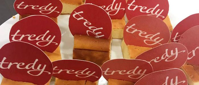 TREDY-fashion Online Magazin. Maedelsabend Einladung Gebaeck